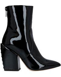 Petar Petrov Ankle Boots - Black
