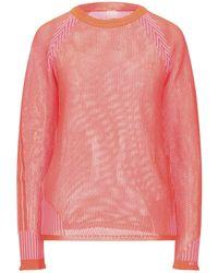 C-Clique Pullover - Orange