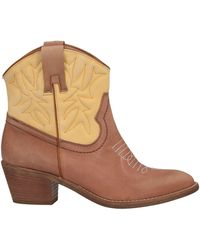 Ovye' By Cristina Lucchi Ankle Boots - Brown