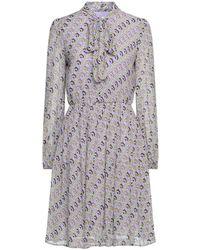 Sfizio Short Dress - Multicolour