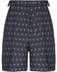 ALEXACHUNG Mini Skirt - Black