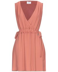 Berna Short Dress - Pink
