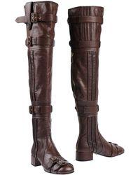 Prada Boots - Brown