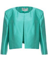 Antonio D'errico Suit Jacket - Green