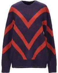 Lee Jeans Sweater - Purple