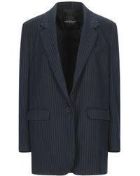 Ottod'Ame Suit Jacket - Blue
