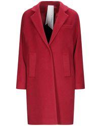 Annie P Coat - Red