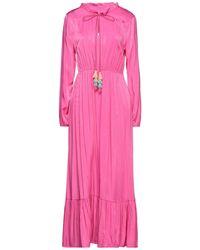 KATE BY LALTRAMODA Long Dress - Pink
