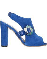 Stele Sandals - Blue