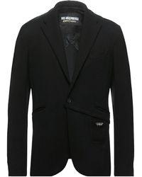 Dirk Bikkembergs Suit Jacket - Black