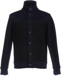 DISTRETTO 12 Jacket - Blue