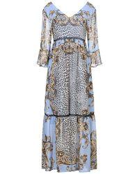 Liu Jo Long Dress - Blue