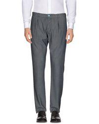 Boglioli Casual Trousers - Grey