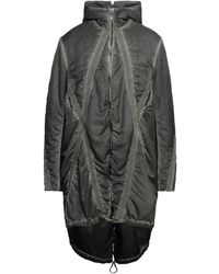 Masnada Coat - Gray