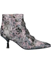 Patrizia Pepe Ankle Boots - Pink