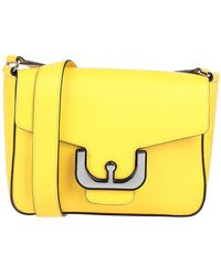 Coccinelle Cross-body Bag - Yellow