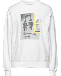 People Sweatshirt - White