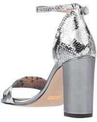 Divine Follie Sandals - Grey