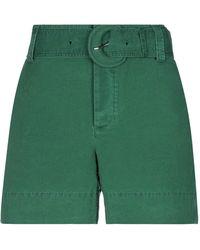 Proenza Schouler Bermuda Shorts - Green