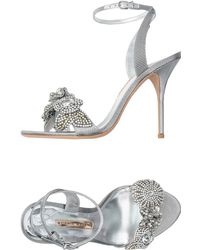 Sophia Webster Sandals - Metallic