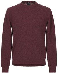 Andrea Fenzi Sweater - Purple