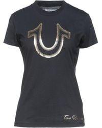 True Religion T-shirt - Noir