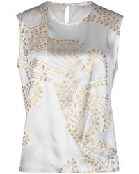Agnona Top - White