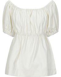 Golden Goose Deluxe Brand Blouse - White
