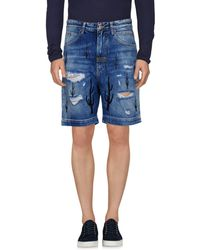 Meltin' Pot - Denim Trousers - Lyst