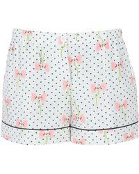 Miu Miu Shorts - White