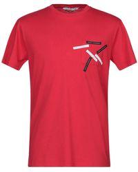 Daniele Alessandrini T-shirt - Red