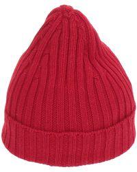 SPADALONGA Hat - Red