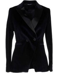 Brian Dales Suit Jacket - Blue