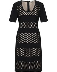 Fendi - Short Dress - Lyst
