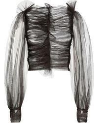 BROGNANO Bluse - Mehrfarbig