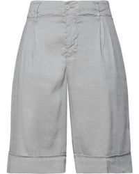 European Culture Shorts & Bermuda Shorts - Gray