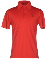 Billionaire Polo Shirt - Red
