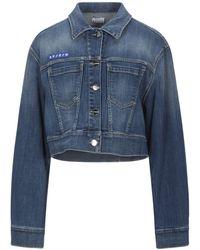 Sfizio Capospalla jeans - Blu