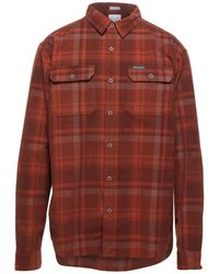 Columbia Shirt - Red