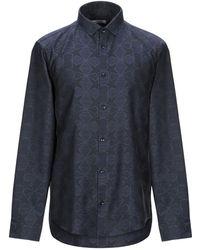 Versace Camicia - Blu
