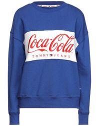 Tommy Hilfiger Sweatshirt - Blau