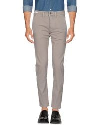 Bianchetti - Casual Trousers - Lyst
