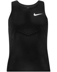 Nike Canotta - Nero