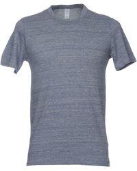 Alternative Apparel Camiseta - Azul