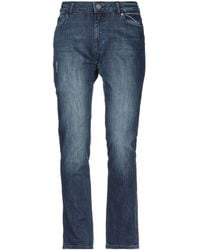 DL1961 Denim Trousers - Blue