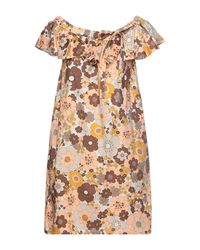 SCEE by TWINSET Short Dress - Multicolour