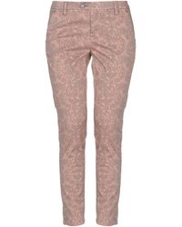 AT.P.CO Trousers - Pink