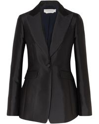 Gabriela Hearst Suit Jacket - Black