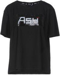 Ash T-shirt - Noir