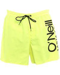 O'neill Sportswear Swim Trunks - Green
